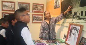 Exhiben exposición fotográfica de Zapata en Museo Regional de Tepexi
