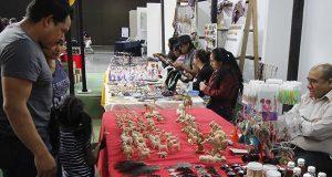 Feria de Puebla muestra creaciones locales en Villa Artesanal
