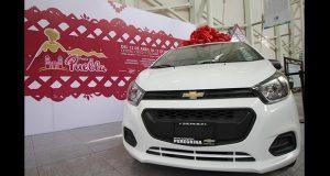 Feria de Puebla invita a participar en sorteo de auto último modelo
