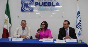 Barbosa miente en su reporte de gastos de campaña: Genoveva Huerta