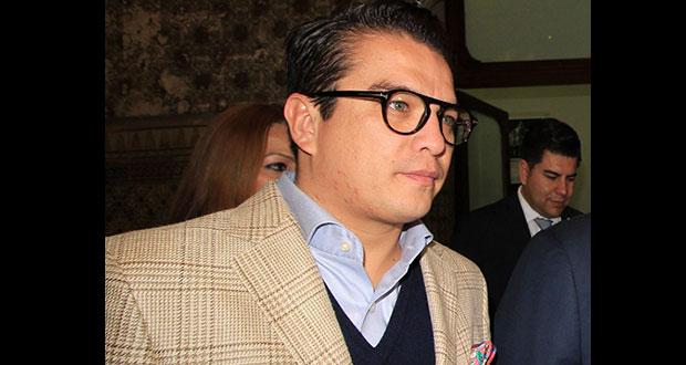 Tras casi tres meses, Gerardo Islas retoma actividades en Congreso