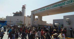 Grupos de Puebla y 3 estados exigen cerrar termoeléctrica en Huexca