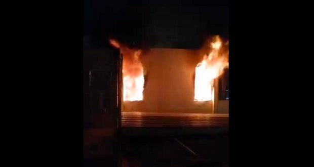 Hombre muere calcinado dentro de su departamento en La Rosa