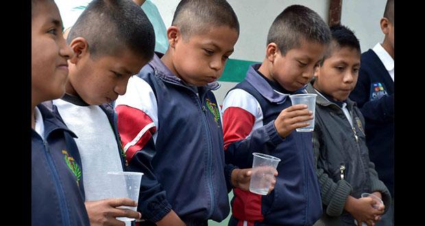 Hospital de Huitzilan realiza jornada de salud bucal en primarias