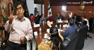 INE en Puebla ratifica a Barbosa como candidato de Morena a la gubernatura