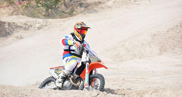 """Invitan a evento de motocross en """"Feria Ahuatempan 2019"""""""