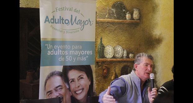 Invitan a Festival del Adulto Mayor del 28 a 28 de abril en CDMX