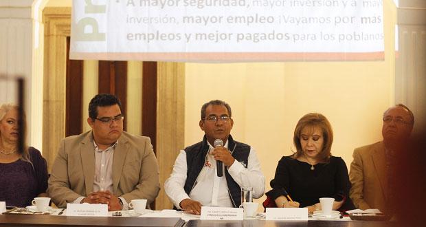Aeropuerto de Puebla puede ser centro de conexión, plantea Jiménez