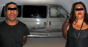 Detienen a menor, 2 hombres y una mujer por robo en San Isidro