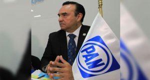PAN denuncia a Barbosa por presencia de funcionarios en evento