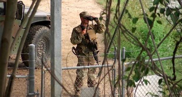 México y EU confirman incidente entre militares, pero con diferencias
