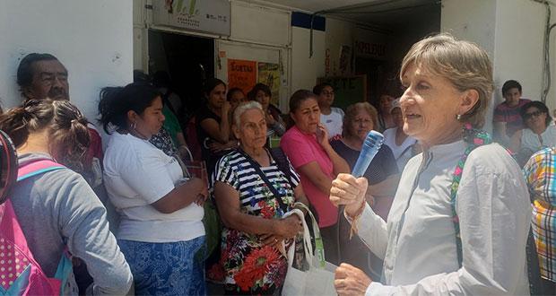 Cárdenas suma adhesiones en la capital poblana