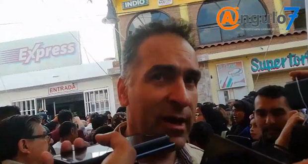 Simpatizantes de Armenta ya se han sumado a apoyar campaña: Bracamonte