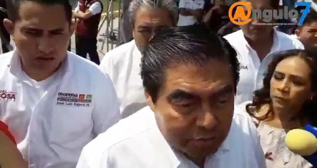 Barbosa reestructuraría Secotrade y SIMT; Manzanilla se quedaría en SGG