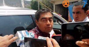 Miguel Barbosa acusa guerra sucia desde Jalisco
