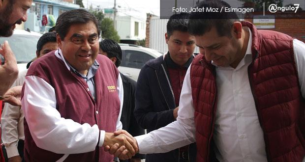 Tepjf confirma: Armenta desiste de impugnación por candidatura de Barbosa