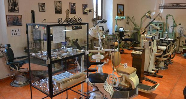 Museo de BUAP muestra la evolución de la estomatología en siglo XX