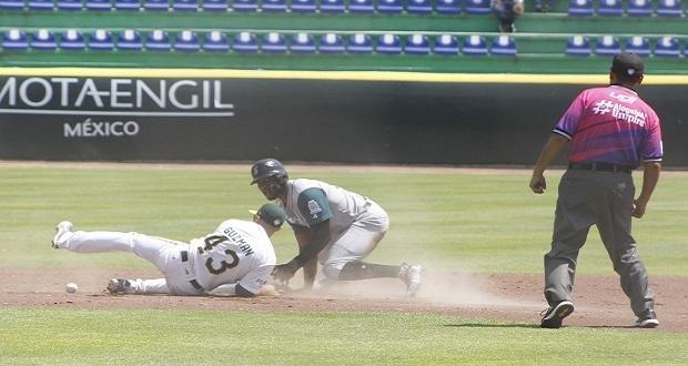 Pericos de Puebla gana su primera serie como local