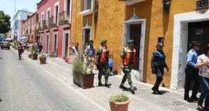 SGG reporta saldo blanco en Puebla tras sismo de 5.5 en Oaxaca
