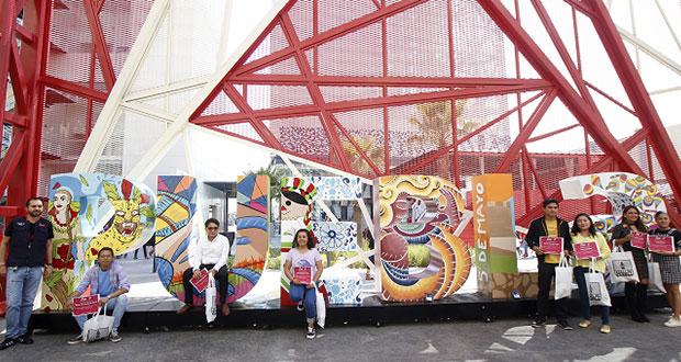 Premian a 6 artistas por sus diseños para la Feria de Puebla