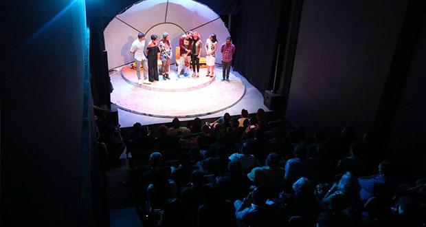 Puro Drama, un espacio que busca impulsar el teatro en Puebla