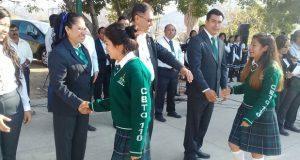 Reconocen logros de CBTA de Tecomatlán en concurso interescolar
