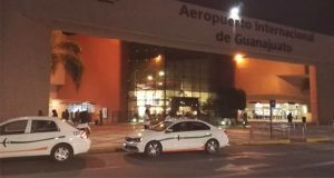 Robo de 20 mdp en aeropuerto de Guanajuato fue en 3 minutos, señalan