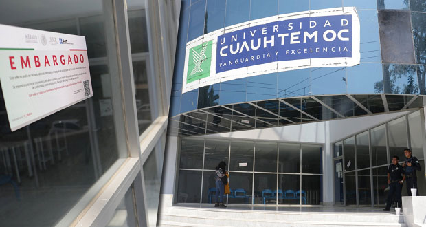 SAT embarga bienes de Universidad Cuauhtémoc por adeudo fiscal