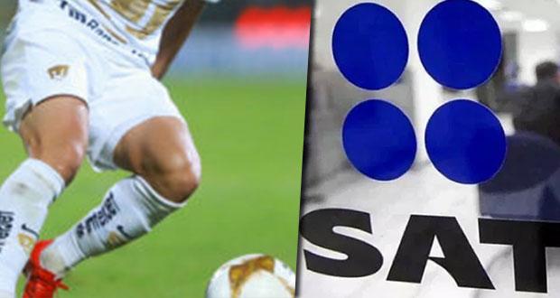 SAT perdona 223 mdp a estos 4 equipos de futbol y 2 fundaciones