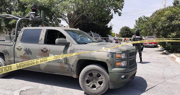 Inseguridad regresa a Saltillo tras balacera con saldo de 9 muertos