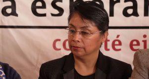 Socorro Quezada pide a Barbosa incluir a perfiles de izquierda