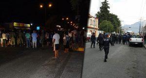 En Tehuacán y Acajete, rescatan a 4 presuntos delincuentes de ser linchados