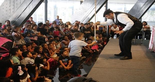 Acude a la Temporada Infantil de Teatro en la Feria de Puebla