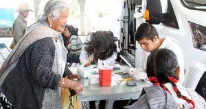 Unidades móviles darán servicios de salud en cuatro municipios