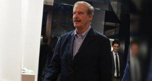 Fox denuncia intento de agresión en su contra; AMLO manda protección