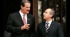 Dan a Fox 5 escoltas y 12 a Calderón; demás expresidentes no tienen