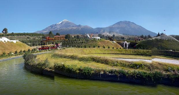 En Serdán, Volcanic Park dialoga con vecinos sobre uso de acueducto