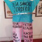 """Candidatos a gobernador y políticos, entre los """"Judas"""" del Barrio del Artista"""