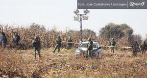 Helicóptero donde murieron Martha Erika y RMV, sin fallas en turbinas: SCT