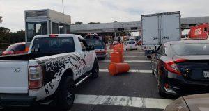 México-Puebla, entre las de mayor aforo vehicular en inicio de Semana Santa