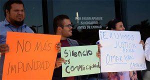 Caen 2 personas por asesinato de periodista Omar Camacho en Sinaloa