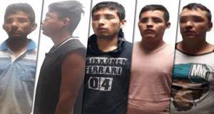 Desarticulan a presunta banda dedicada al robo a transeúnte