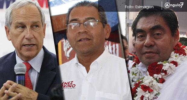 A una semana de campañas, Cárdenas y Jiménez Merino, sin repuntar: encuestas