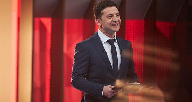 El comediante Volodymyr Zelenskiy gana la presidencia de Ucrania