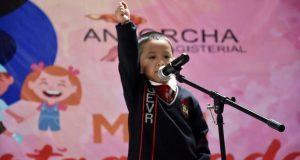 Con recital de poesía, culmina octava mini Espartaqueada en Atlixco