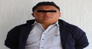 """Ssptm detiene a asaltante de la ruta 77 """"A"""" en la Romero Vargas"""