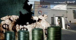 Liquidado, pasivo por Carreteras de Cuota Puebla