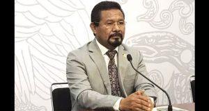 Programan desafuero del diputado Cipriano Charrez para 24 de abril