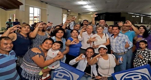 En Sierra Norte, Cárdenas promete rehabilitar estancias infantiles