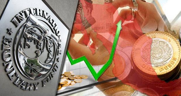 PIB de México no alcanzará el 2% en 2019 ni 2020, prevé FMI